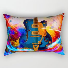 GUITAR Rectangular Pillow