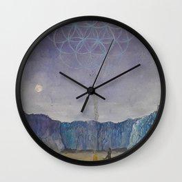 Sacred Dance Wall Clock