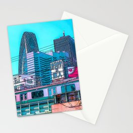 Your Name Tokyo Stationery Cards