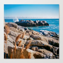Atlantic Cold Canvas Print