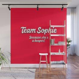 Team Sophie Wall Mural