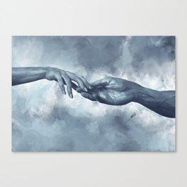 Weak Force Canvas Print