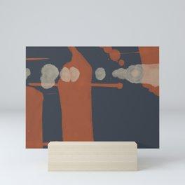 Precious Rust Mini Art Print