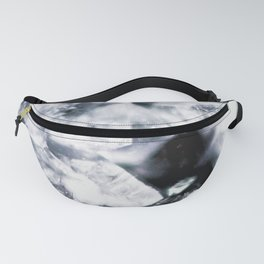 Geode Crystals Fanny Pack