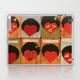LoVe Cards Laptop & iPad Skin