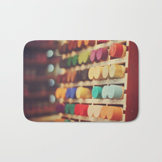 Colors Bath Mat