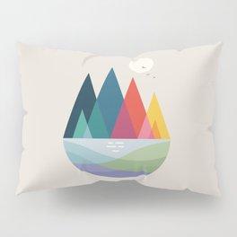 Somewhere Pillow Sham