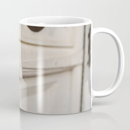 Vintage Screen Door Coffee Mug