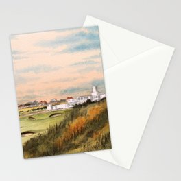 Royal Birkdale Golf Course Stationery Cards