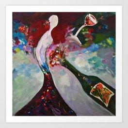 Cabernet Sauvignon for BIN 616 Art Print