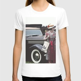 At The Races, 1937 Style T-shirt