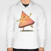 pyramid Hoodies featuring Pyramid by Pumpkin Snipes