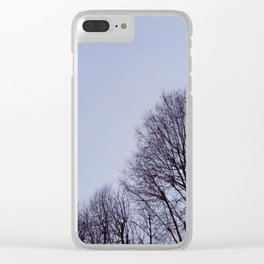 Nature and landscape 2 Clear iPhone Case