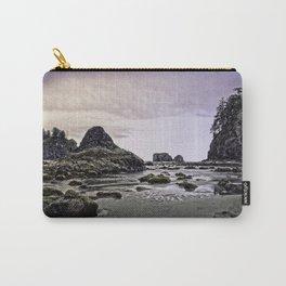 Second Beach-La Push, Washington Carry-All Pouch