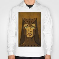 watchmen Hoodies featuring It's Always Sunny in Watchmen - Sweet Dee by Jessica On Paper