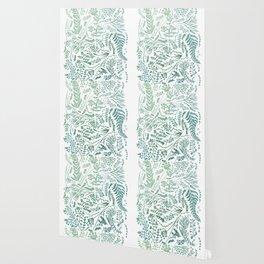 GREEN HERBS Wallpaper