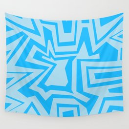 Ice - Coral Reef Series 010 Wall Tapestry