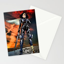 Ouroboros – Battle Angel Alita Stationery Cards