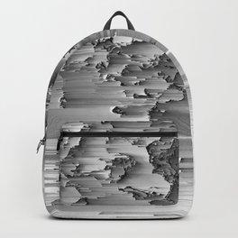 Japanese Glitch Art No.2 Backpack