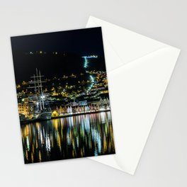 City of Bergen, Norway Stationery Cards