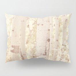 Dreamy Aspen Forest Pillow Sham