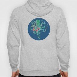 Octopus Fluo Hoody