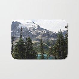 Joffree in Canadas Mountains Bath Mat