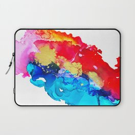 Inky Splash Laptop Sleeve