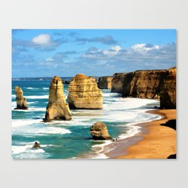 The Apostles Canvas Print