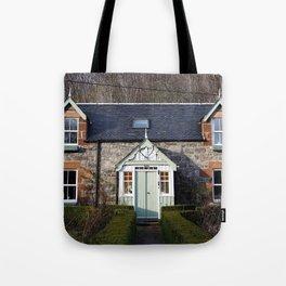 The House - Scotland Tote Bag
