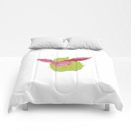 Watercolor Flareon Comforters
