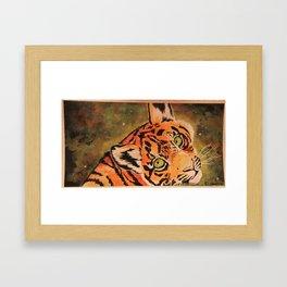 Warm Colors Framed Art Print
