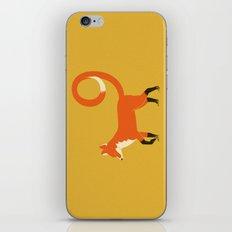 9 Tailed Fox iPhone & iPod Skin