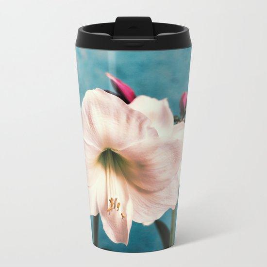 Flowers -a10 Metal Travel Mug