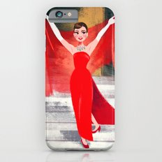 Funny Face - Audrey Hepburn Slim Case iPhone 6s