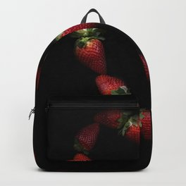 Heart of strawberries Backpack