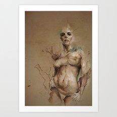 [Eighteen] Art Print