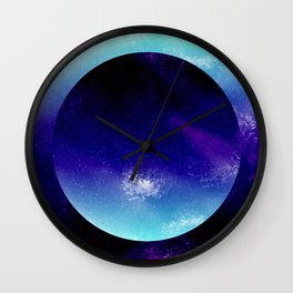 Another World 3.0 Wall Clock