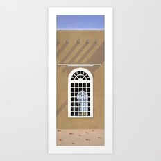 Rancho De Taos Church Art Print