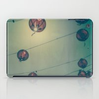 lanterns iPad Cases featuring Lanterns by Leandro