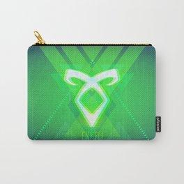 Neon Enkeli Rune Carry-All Pouch