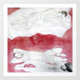 Riis Art Print