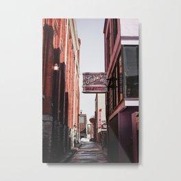 Tootsie's Orchid Lounge III Metal Print