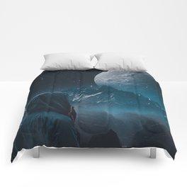 The seeker Comforters