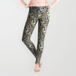 money patten Leggings