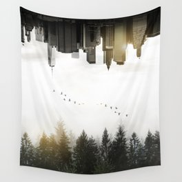 Duality Wall Tapestry