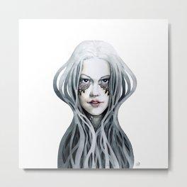 Princess of the wild kingdom Metal Print