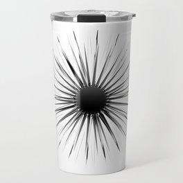 Dark star power (sharp steel rays) Travel Mug