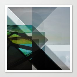 Trianglizm  Canvas Print
