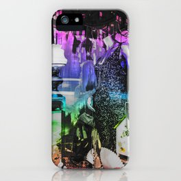 Window Display Abstract iPhone Case